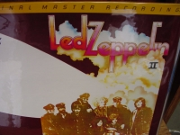 """Led Zeppelin II - MFSL LP - CURRENTLY SOLD OUT"" - Product Image"