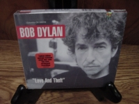 """Bob Dylan, Love And Theft - Limitedf Editon Digipak CD"" - Product Image"