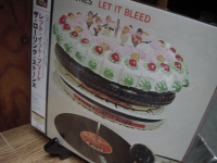 """The Rolling Stones, Let It Bleed - 200 Gram OBI Japan Pressed Vinyl"" - Product Image"