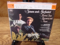 """Simon & Garfunkel, Parsley Sage Rosemary & Thyme - OBI Mini LP Replica CD - Product Image"