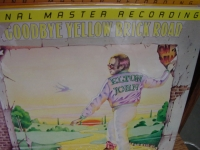 """Elton John, Goodbye Yellow Brick Road - MFSLFactory Sealed"" - Product Image"