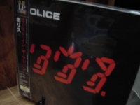"""The Police, Ghost In The Machine - 200 Gram OBI LP - CURRENTLY SOLD OUT"" - Product Image"