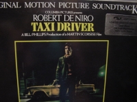 """""""Taxi Driver, Sound Track - 180 Gram Vinyl)"""" - Product Image"""