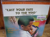 """Vince Guaraldi, Cast Your Fate To The Wind - Black Orpheus - MFSL Half-Speed LP"" - Product Image"