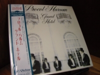 """Procol Harum, Grand Hotel - OBI Mini LP Replica CD (with OBI Sash"" - Product Image"