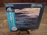 """Santana, Moonflower - 2 OBI Replica LP In A CD"" - Product Image"