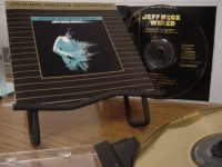 """Jeff Beck, Wire - MFSL Gold CD"" - Product Image"
