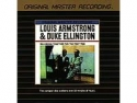 """Louis Armstrong & Duke Ellington, Together For The First Time - MFSL  Gold CD"" - Product Image"