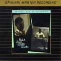 """Ella Fitzgerald & Louis Armstrong, Ella & Louis Again - MFSL Gold CD"" - Product Image"