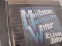 """Elton John, Madman Across The Water - Mint MFSL Gold CD"" - Product Image"