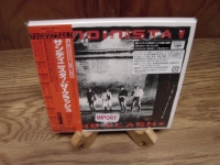 """The Clash, Sandinista - OBI Mini Replica LP In a CD - Japanese"" - Product Image"