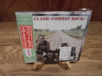 """The Clash, Combat Rock - OBI Mini LP Replica In A CD"" - Product Image"