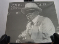 """John Lee Hooker, Boogie Chillen CD"" - Product Image"