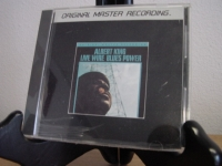 """""""Albert King, Live Wire/Blues Power - MFSL Sealed Aluminum CD"""" - Product Image"""