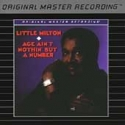 """""""Little Milton, Age Ain't Nothin' But A Number - MFSL Sealed Aluminum CD"""" - Product Image"""
