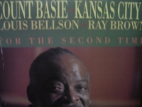 """Count Basie,The Kansas City 3 Second Time Around"" - Product Image"