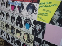 """""""The Rolling Stones, Some Girls - 12"""" Replica Cover/Jacket LP in a CD"""" - Product Image"""