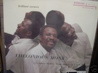 """Thelonious Monk w Sonny Rollins, Brilliant Corners"" - Product Image"