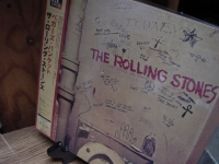 """The Rolling Stones, Beggars Banquet - 200 Gram OBI LP"" - Product Image"