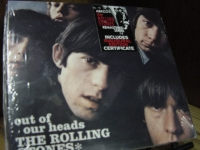 """The Rolling Stones, Out of Our Heads U.S. Version SACD"" - Product Image"