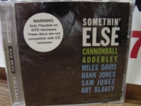"""Cannonball Adderley,  Something Else - DAD"" - Product Image"