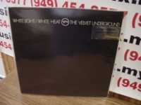 """Velvet Underground, White Light White Heat (limited stock)"" - Product Image"