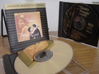 """Frank Sinatra, Songs For Swingin' Lovers! - Factory Sealed MFSL Gold CD - CURRENTLY OUT OF STOCK"" - Product Image"
