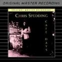 """Chris Spedding, Cafe Days - Factory Sealed MFSL Aluminum CD"" - Product Image"