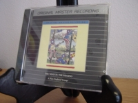 """The Wind In The Rigging, A New England Voyage - Factory Sealed MFSL Aluminum CD"" - Product Image"