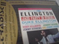 """Duke Ellington, Jazz Party In Stereo - Factory Sealed MFSL Gold CD"" - Product Image"