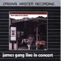 "James Gang, Live In Concert - MFSL NEAR MINT Aluminum CD"" - Product Image"