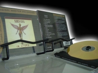 """Nirvana, In Utero - Factory Sealed MFSL Gold CD - CURRENTLY SOLD OUT"" - Product Image"
