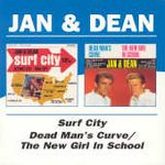 """Jan And Dean, Surf City/Dead Man's Curve - 2 Discs"" - Product Image"