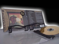 """Bing Crosby, Bing Sings Whilst Bregman Swings - Factory Sealed MFSL Gold CD"" - Product Image"