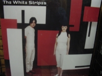 """White Stripes, De Stijl"" - Product Image"