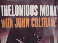 """Thelonious Monk with John Coltrane"" - Product Image"