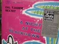 """Cal Tjader,  A Night At The Blackhawk"" - Product Image"