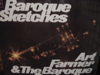 """Art Farmer Orchestra, Baroque Sketches"" - Product Image"