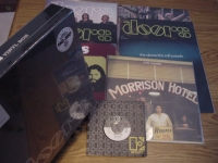 """The Doors Box Set - 15 LPs with bonus - 180 Gram - Product Image"
