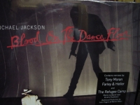 """Michael Jackson, Blood On The Dance Floor - 12"" Single"" - Product Image"