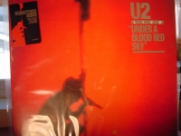"""&2, Under A Blood Red Sky - 180 Gram with 16 Page Booklet"" - Product Image"