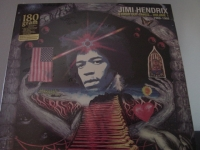 """Jimi Hendrix, Studio Out-Takes Volume 1 1966 to 1968 - 180 Gram Limited Edition"" - Product Image"