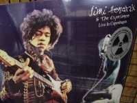 """Jimi Hendrix, Live In Copenhagen - 180 Gram Limited Edition"" - Product Image"