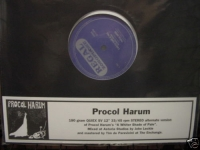 """Procol Harum, Whiter Shade of Pale -  45 speed 12 inch single stereo 180 Gram LP - CURRENTLY SOLD OUT"" - Product Image"