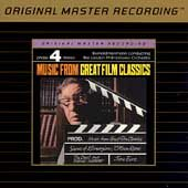 """Bernard Herrman, Music From Film Classics - Factory Sealed MFSL 24-Karat Gold CD"" - Product Image"