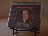 """Chet Atkins, Pickin My Way - In Hollywood, Alone - 3 LPS in a Double CD Set - Mint MFSL Aluminum CD"" - Product Image"