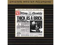 """Jethro Tull, Thick As A Brick - MFSL Mint 24-Karat Gold CD"" - Product Image"