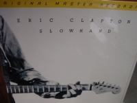 """Eric Clapton, Slowhand - Factory Sealed MFSl JVC Half-speed Japanese Pressing"" - Product Image"