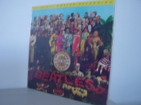 """The Beatles, Sgt. Pepper Lonley Hearts Club Band - Near Mint Plus MFSL JVC Half-speed Japanese Pressing"" - Product Image"