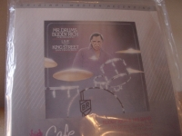 """""""Buddy Rich, Mr. Drums And His Band Live On King Street San Francisco - Factory Sealed MFSL Half-speed Pressing"""" - Product Image"""